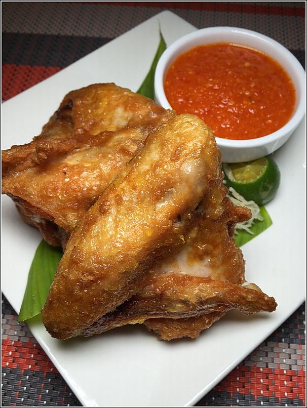 Makan Nyonya Estadia Belacan Chicken
