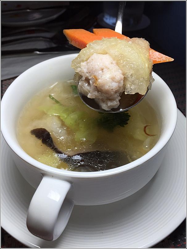 Makan Nyonya Estadia Fish Maw Soup