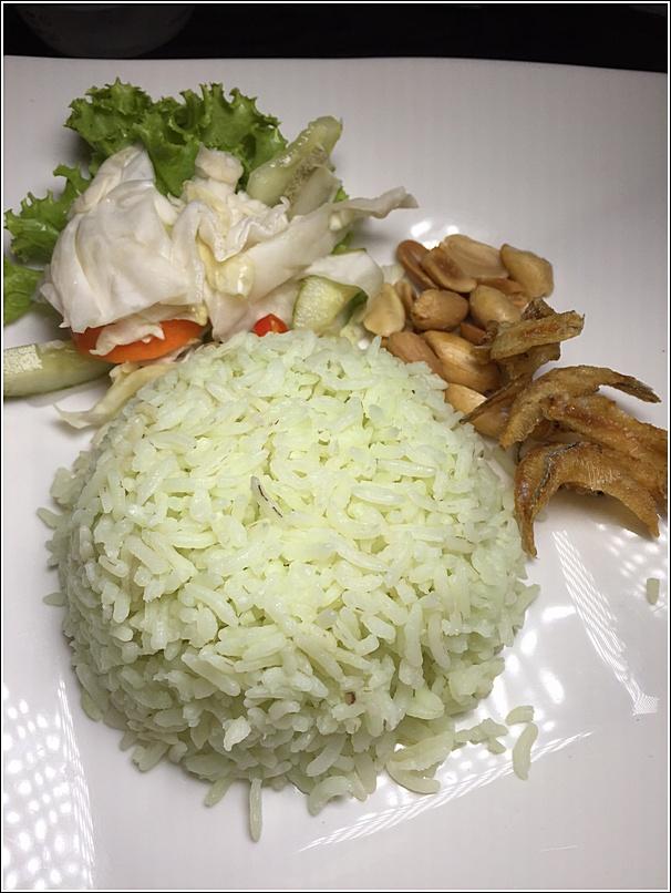 Makan Nyonya Estadia Nasi Lemak Pandan
