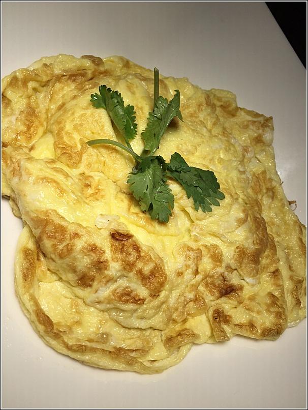 Makan Nyonya Estadia Omelette