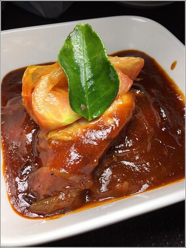 Makan Nyonya Estadia Tomato Chicken