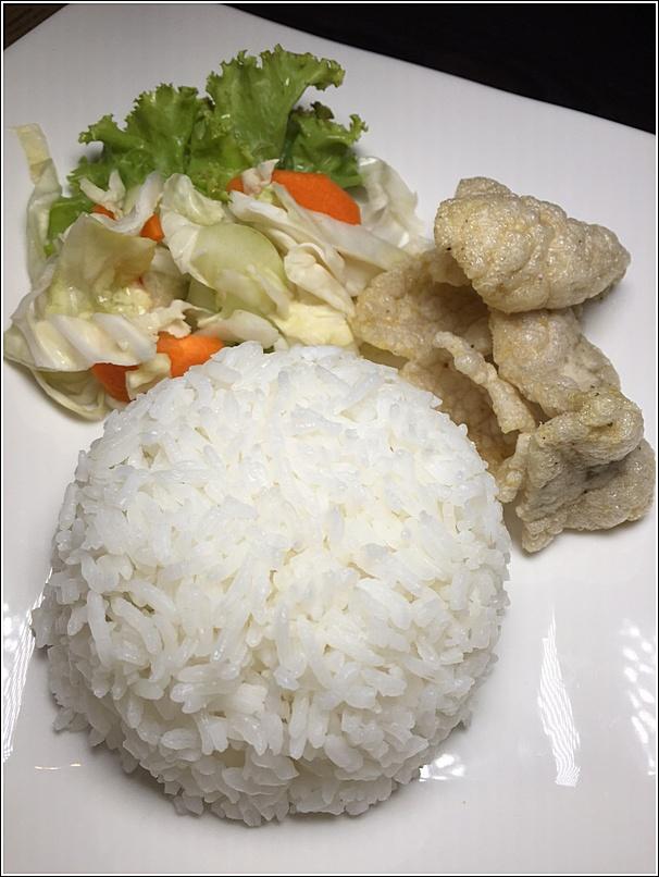 Makan Nyonya Estadia White Rice