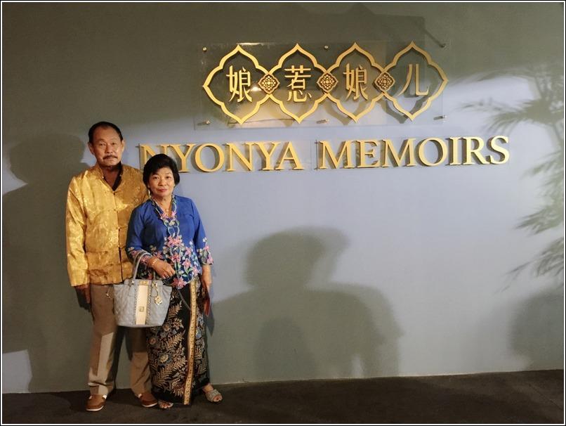 Nyonya Memoirs Live Show