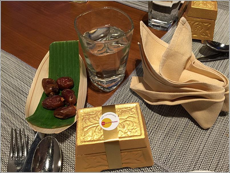 One World ramadhan buffet