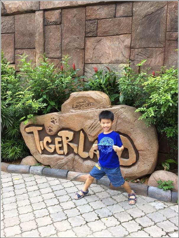 Sunway Lagoon Wildlife Park Tigerland 3
