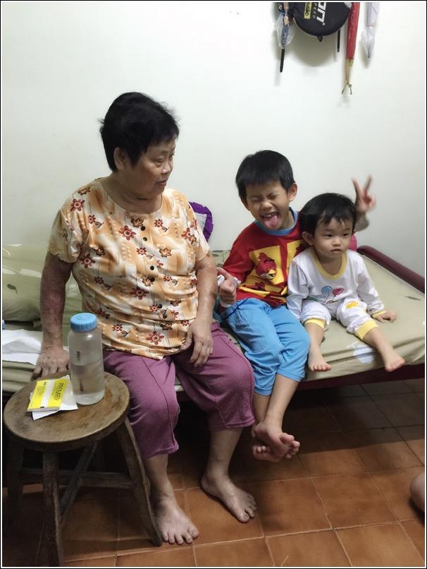 Paternal Grandmother 1