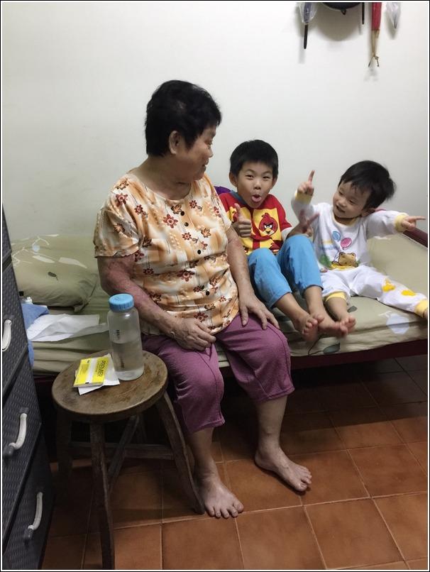 Paternal Grandmother 3