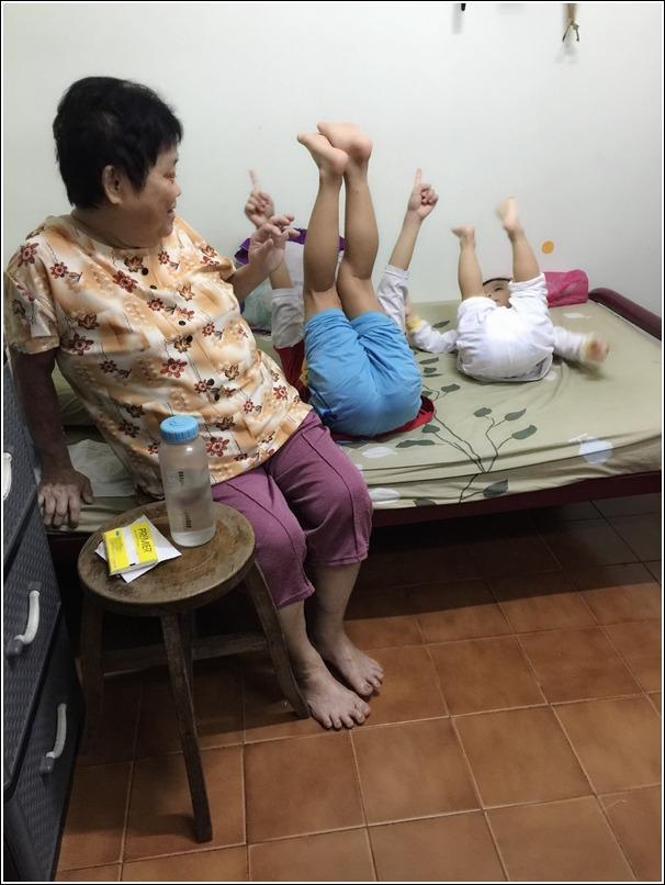 Paternal Grandmother 4