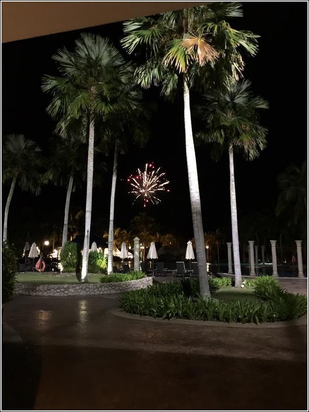 Thistle Port Dickson Firework