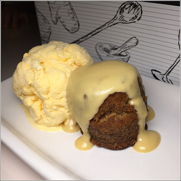 sticky pudding