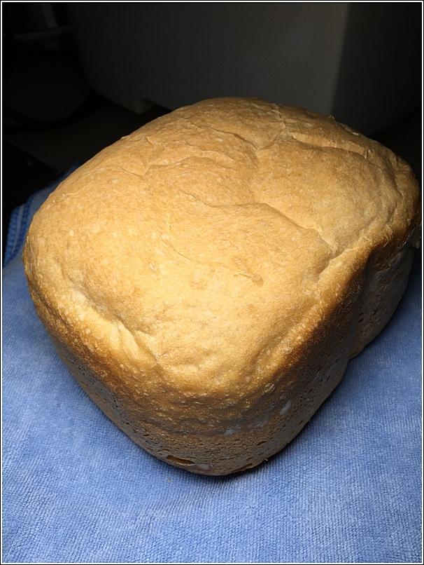 Breadmaker basic bread