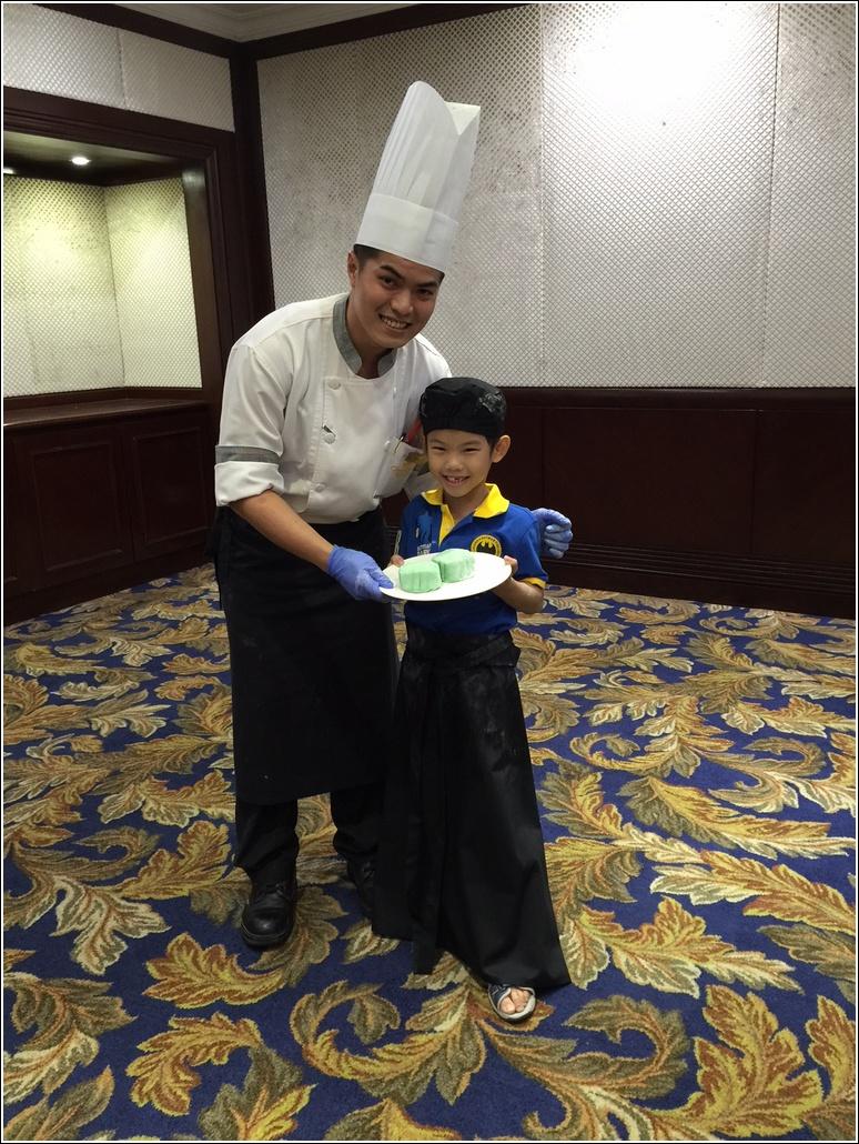Dorsett Grand Chef