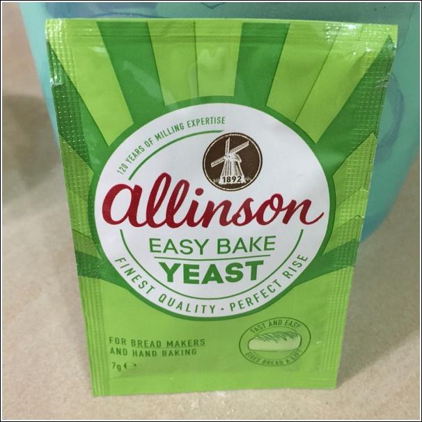 Easy bake yeast for breadmaker
