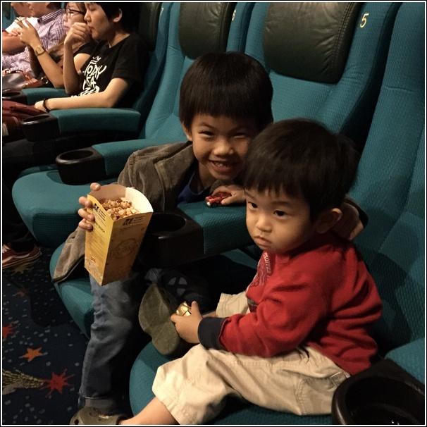 Pixels movie Nuffnang movie screening