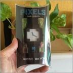 Pixels the movie wrist watch
