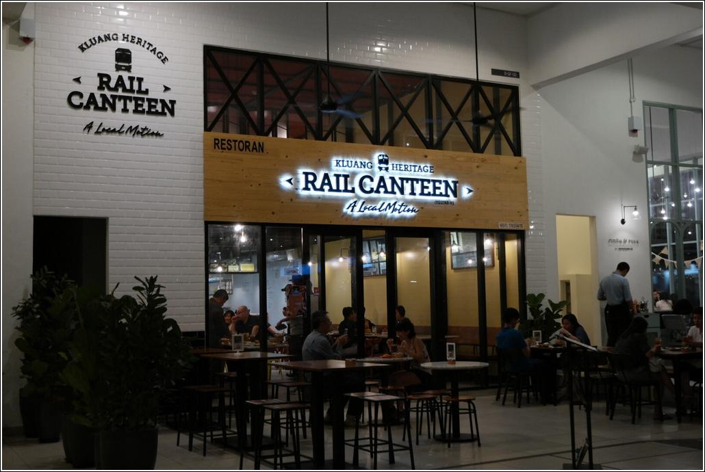 Rail Canteen