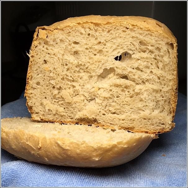 breadmaker white bread