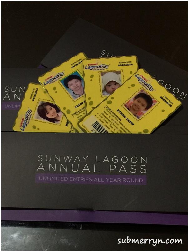 Sunway Lagoon Annual Pass