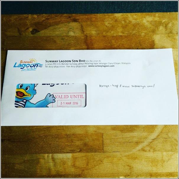 sunway lagoon admission ticket