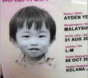 Ayden passport