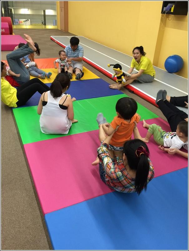 Beebop circus the school jaya one