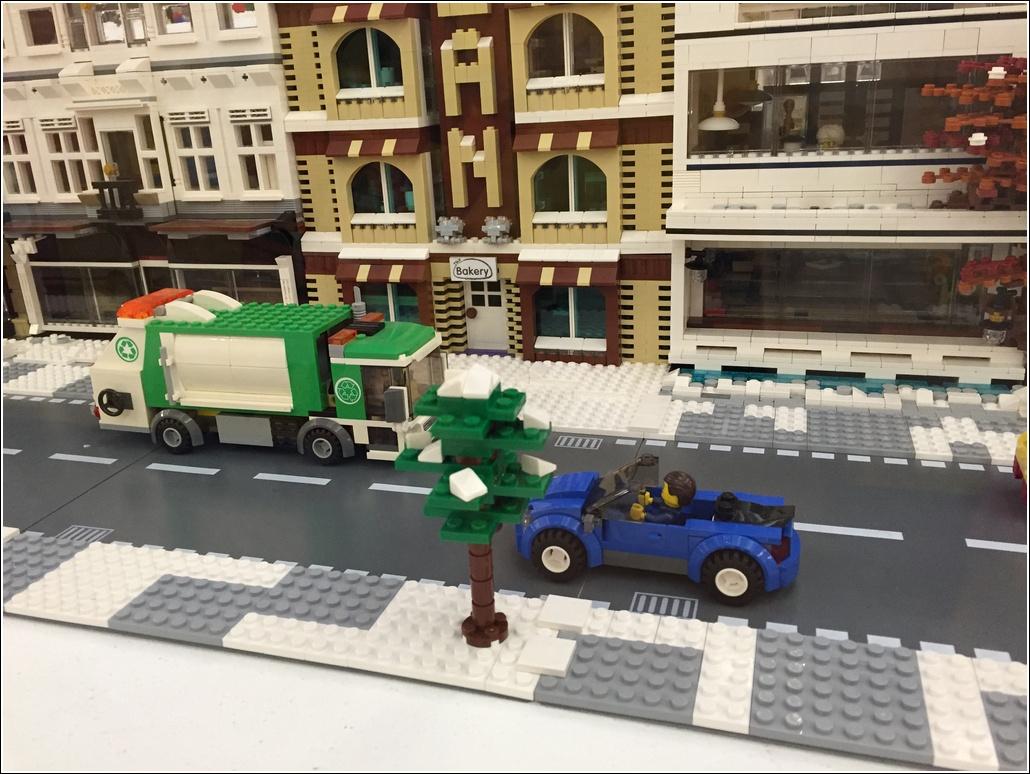 LEGO model 1