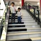 Musical Stairs Berjaya Times Square