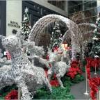Pavilion Christmas Sparkling Decor