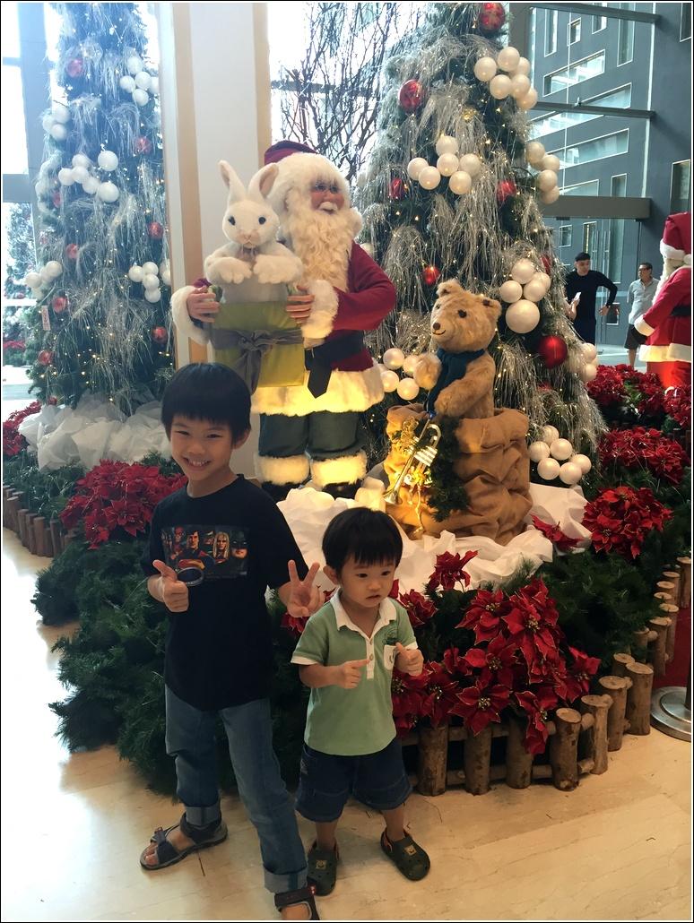Pavilion Christmas