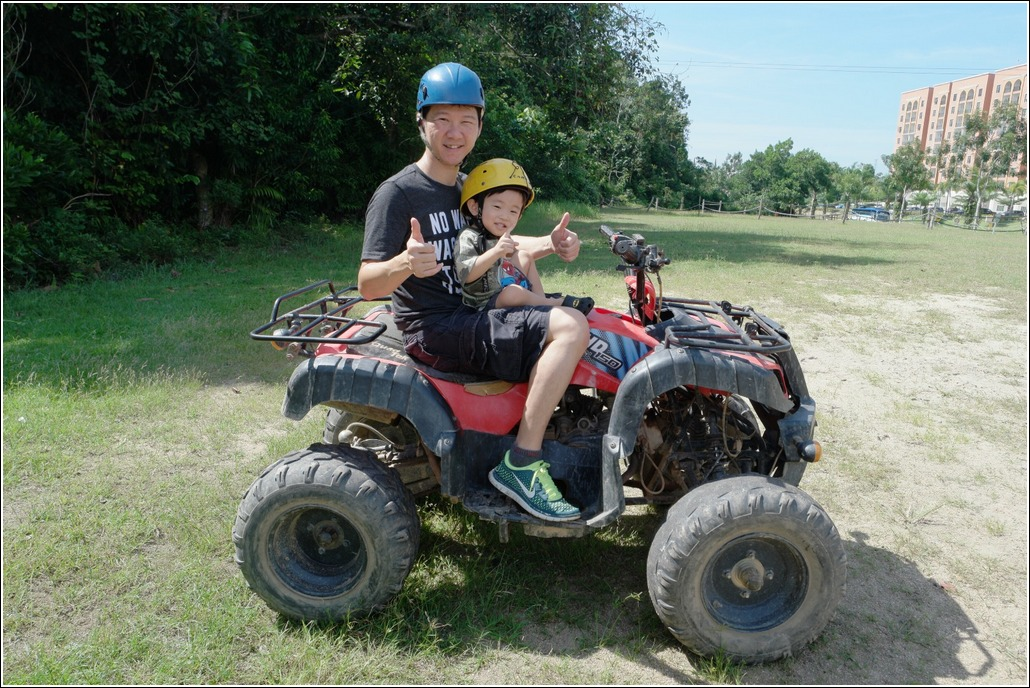 ATV Safari for kids