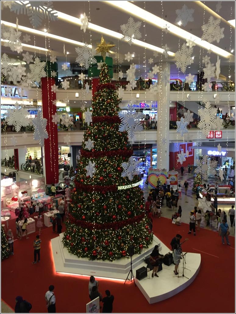 Berjaya Times Square Christmas
