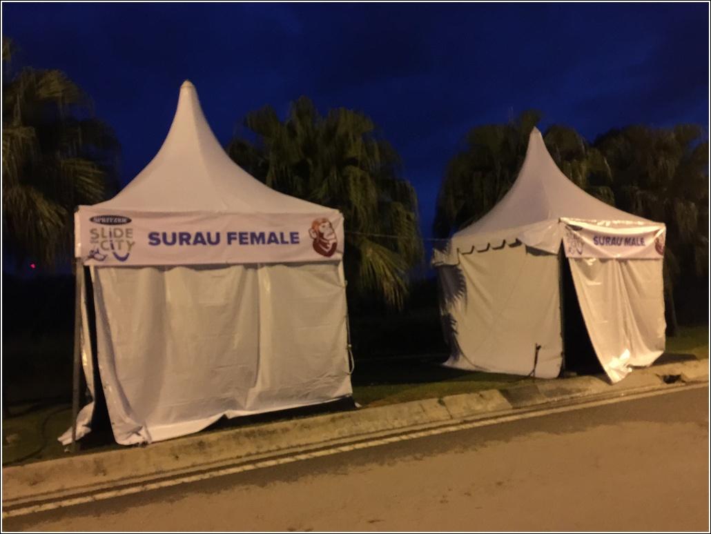 Slide the City Surau