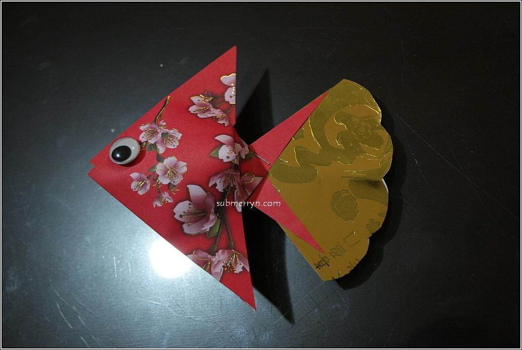 Diy Origami Koi Wall Art