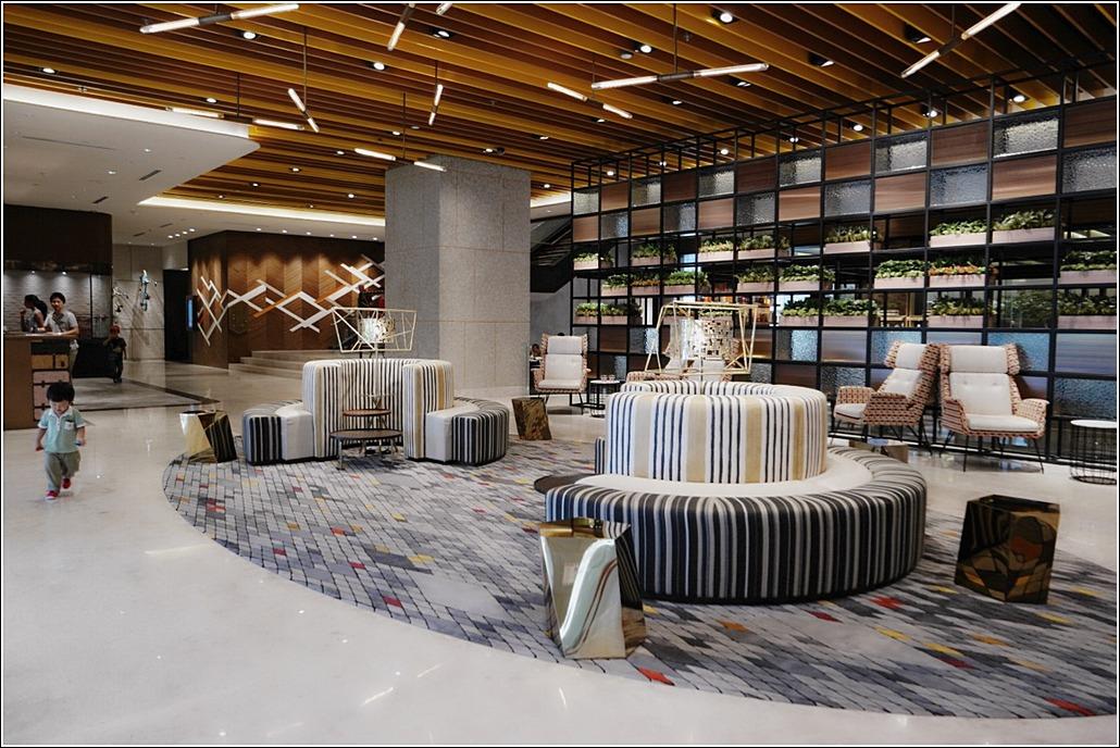 Hotel Jen Tanglin Lobby