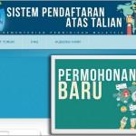 Sistem Pendaftaran Atas Talian Darjah Satu