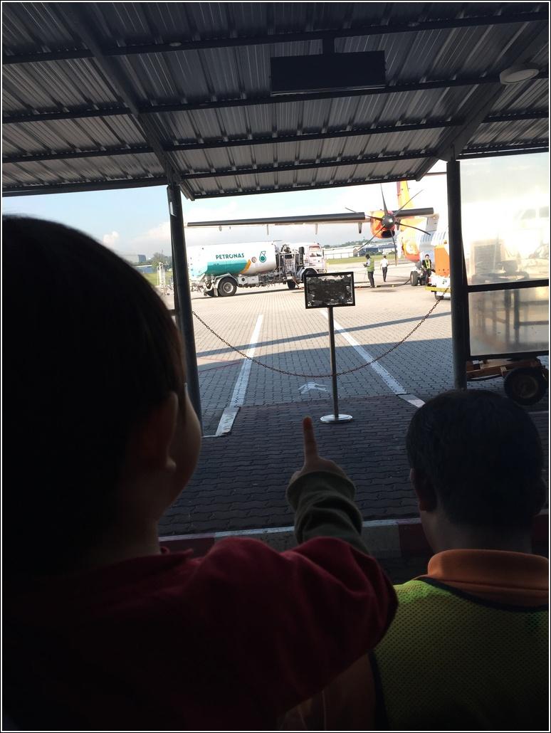 aeroplane refueling
