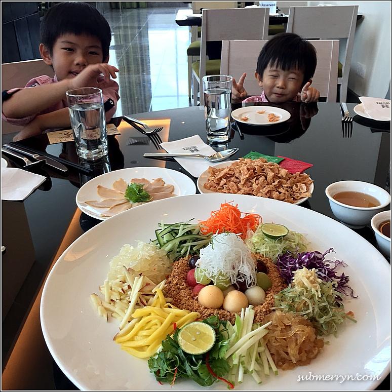 Lou Sang at Hatten Hotel Melaka