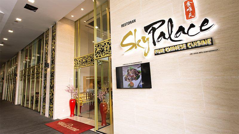 sky palace one city