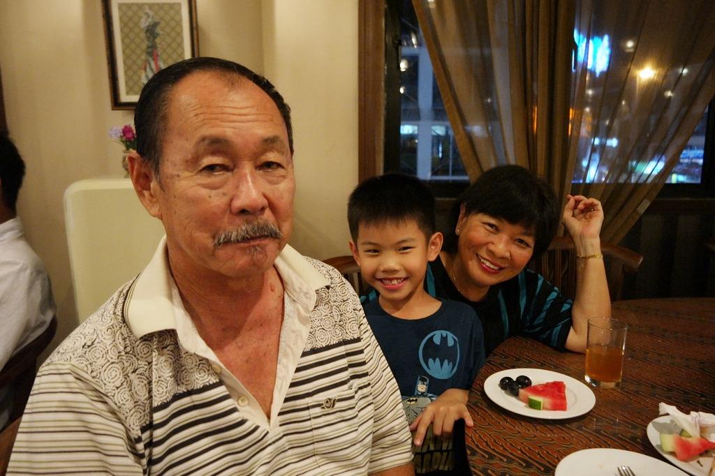 ethan and grandpa grandma