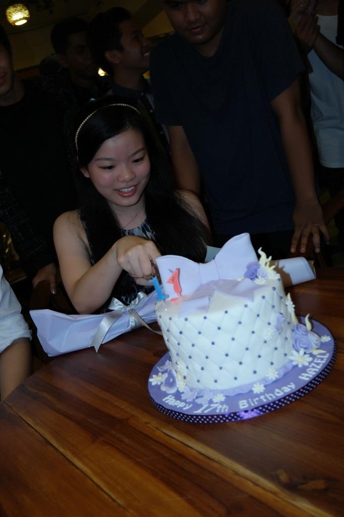 hazel cake 1