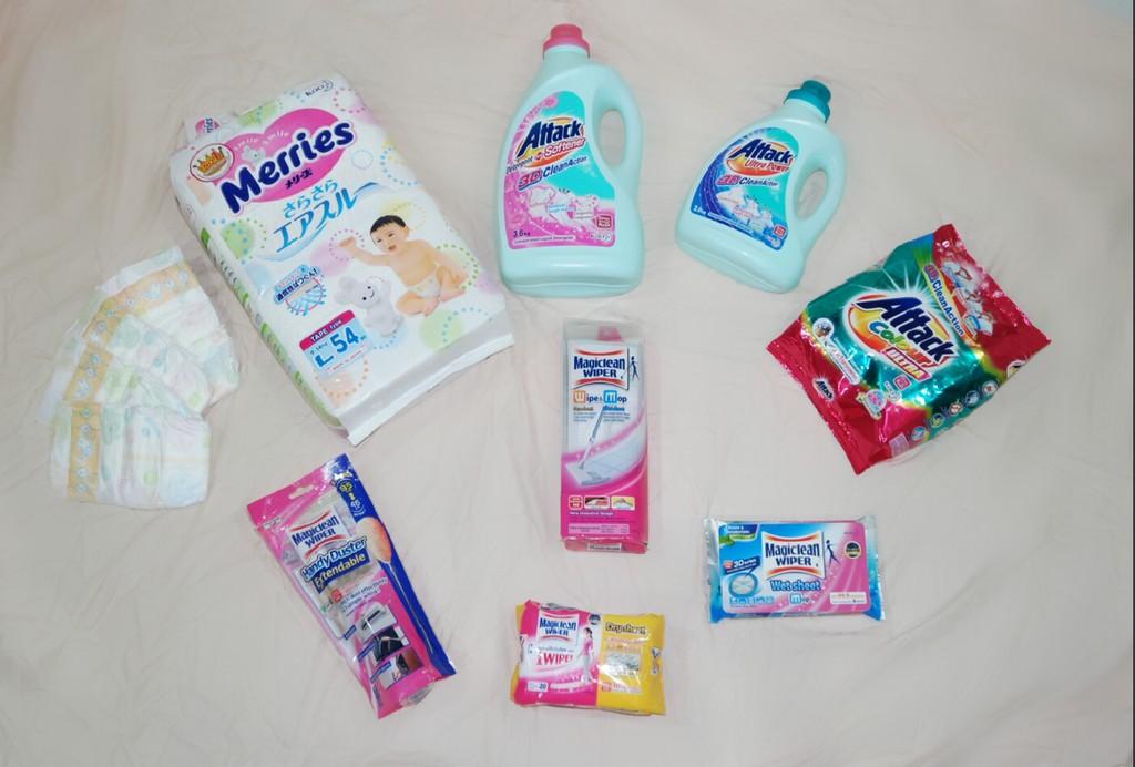 Kao products