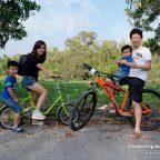 Discovering Mai Khao on bike