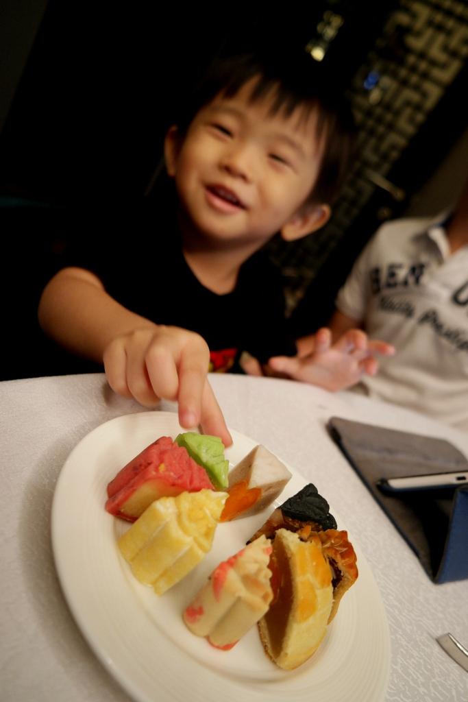 Mooncake at Tao Chinese Cuisine InterContinental KL