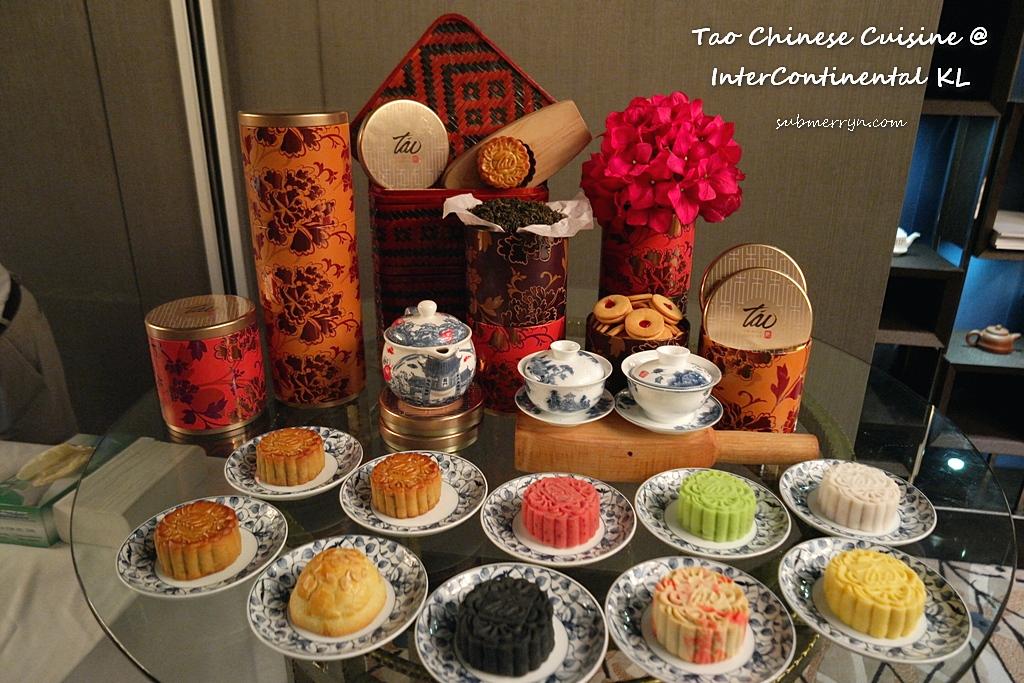 Mooncake at Tao Chinese Cuisine