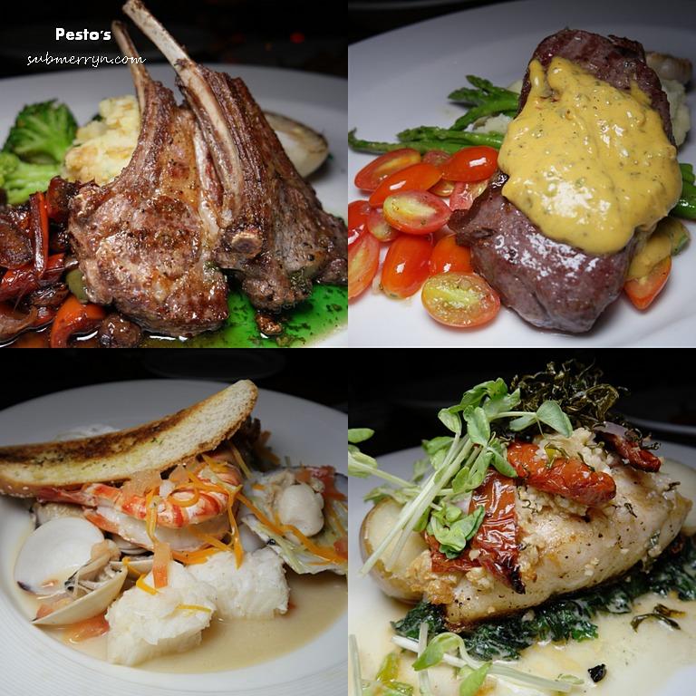 Pesto Italian restaurant
