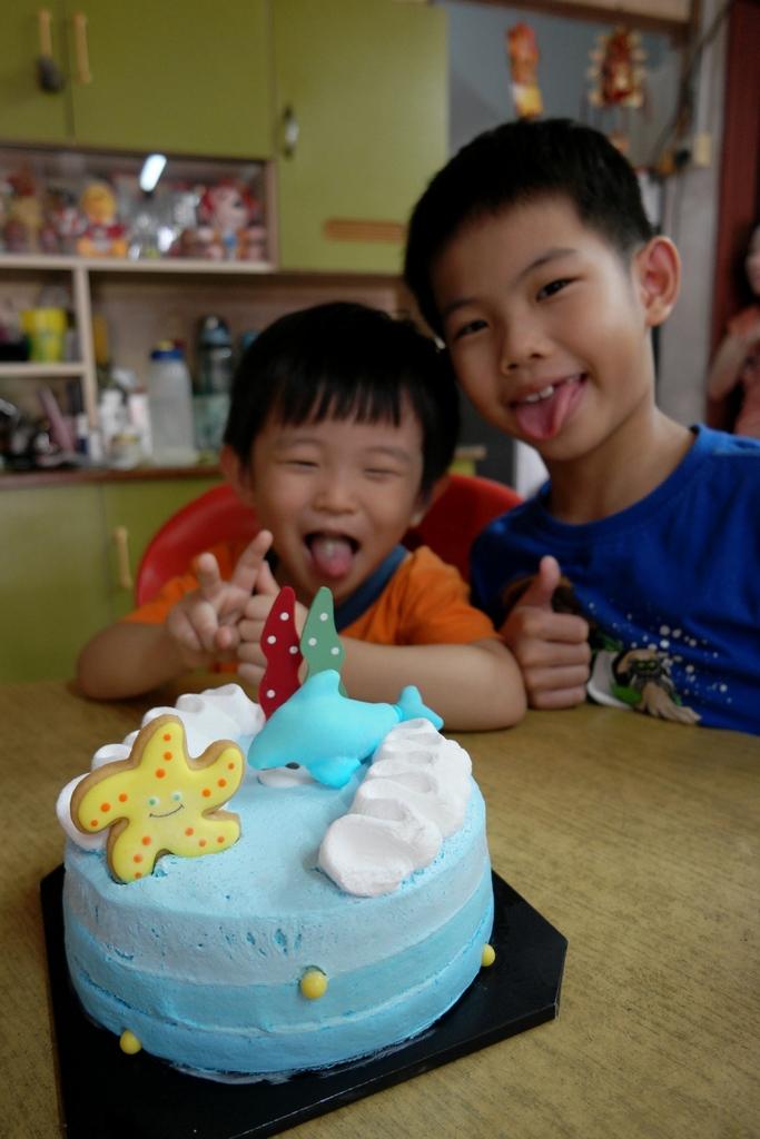 Ayden 3rd birthday 10
