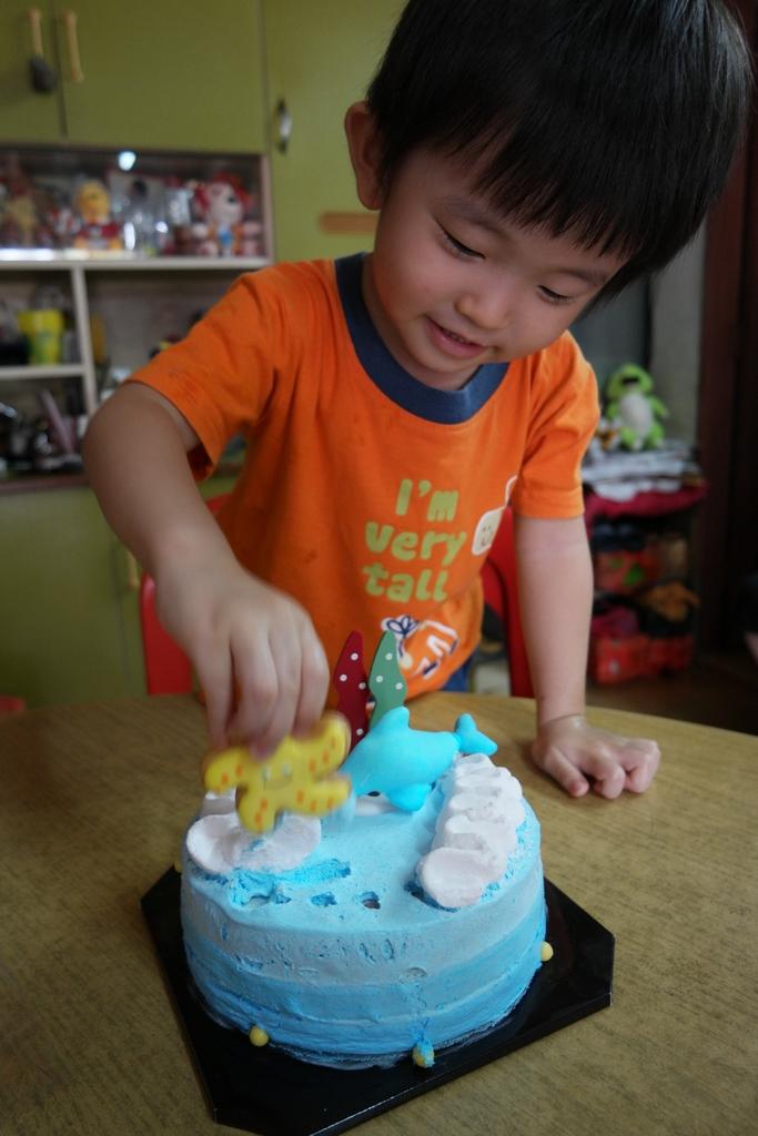 Ayden 3rd birthday 6