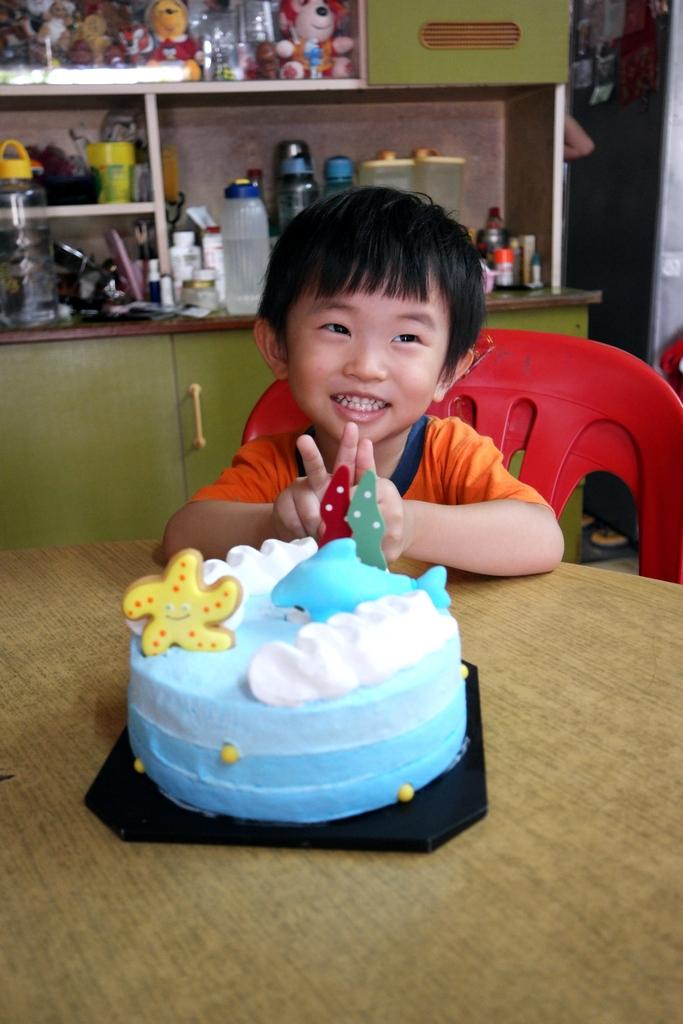 Ayden 3rd birthday 9