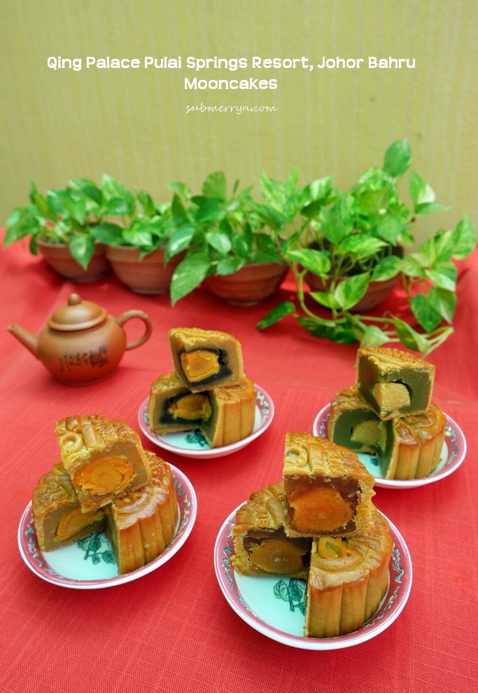 Mooncake promotion Qing Palace Pulai Springs Resort JB