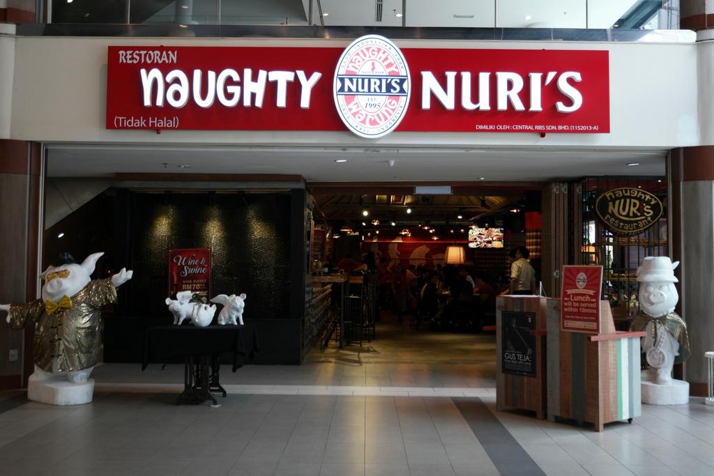 Naughty Nuri KL Life Centre 3